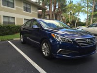 Picture of 2016 Hyundai Sonata SE, exterior, gallery_worthy