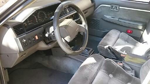 1988 Nissan Maxima - Interior Pictures - CarGurus