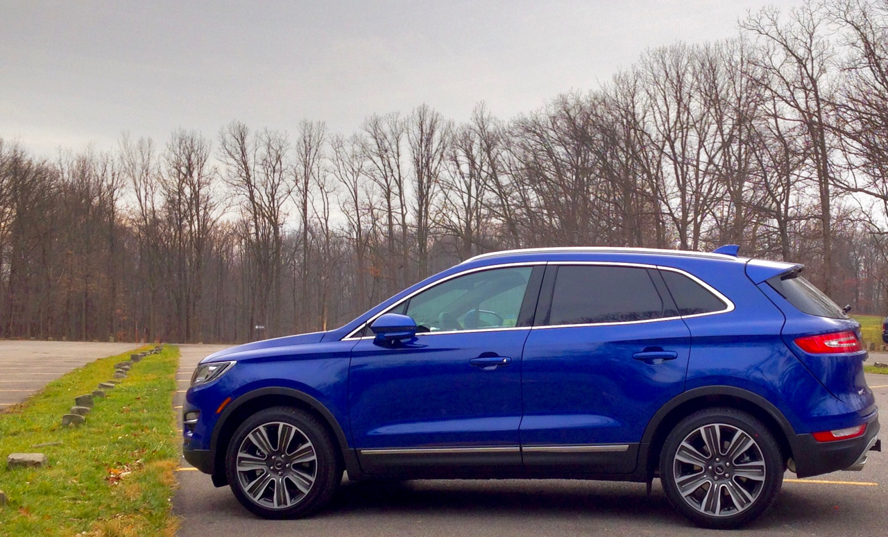 Picture of 2016 Lincoln MKC Black Label AWD