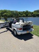 Picture of 1988 Volkswagen Cabriolet Base