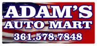 Adam's Auto Mart logo