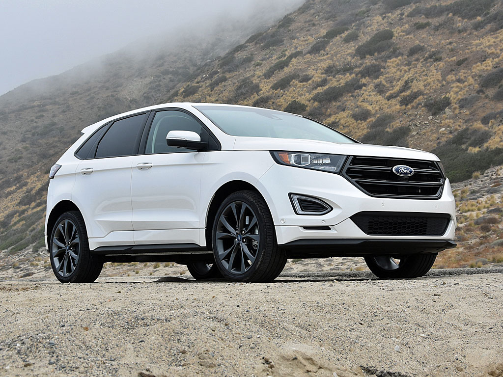 Ford Edge Towing Capacity >> 2016 Ford Edge - Overview - CarGurus