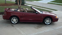 1998 Ford Mustang GT Convertible, My love., exterior