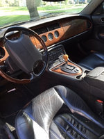 Picture of 2001 Jaguar XK-Series Convertible, interior