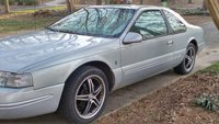 1996 Ford Thunderbird LX, MY BIRD, exterior