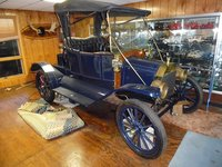1912 Ford Model T Overview