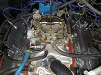 Picture of 1985 Chevrolet Suburban K20 4WD, engine