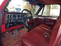 Picture of 1985 Chevrolet Suburban K20 4WD, interior
