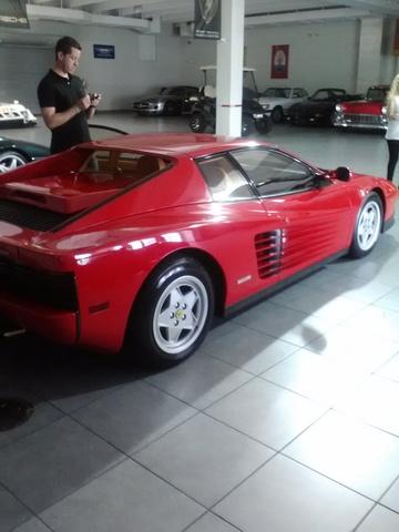 Picture of 1991 Ferrari Testarossa