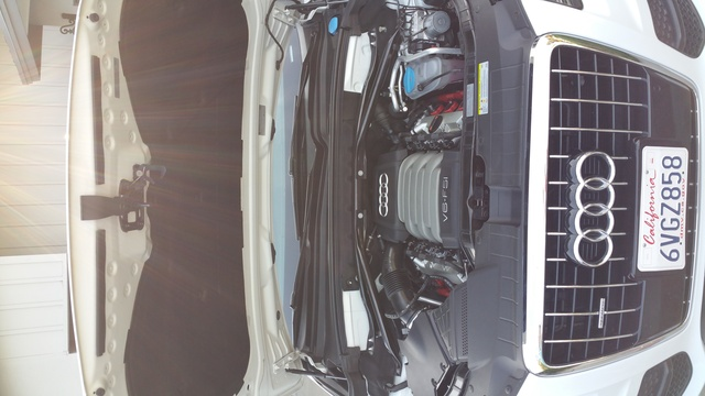 Picture of 2012 Audi Q5 3.2 quattro Prestige AWD, engine, gallery_worthy