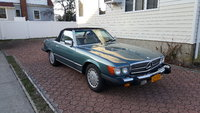 1985 Mercedes-Benz SL-Class Picture Gallery