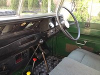 Picture of 1973 Land Rover Series III, interior