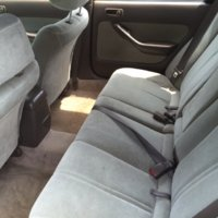 Picture of 1993 Toyota Camry LE V6 Wagon, interior