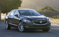 2017 Buick LaCrosse, Front-quarter view. Copyright General Motors., exterior, manufacturer