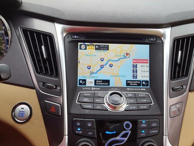 2014 Hyundai Sonata Hybrid Pictures Cargurus