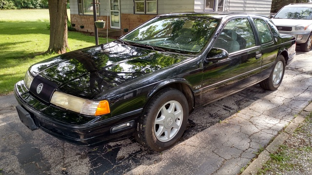 Picture of 1989 Mercury Cougar