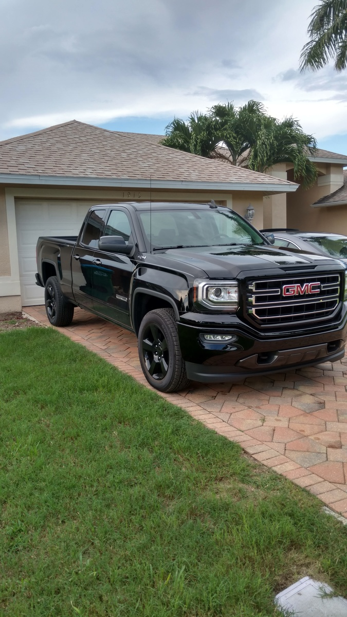 Picture of 2016 GMC Sierra 1500 SLE Double Cab 4WD