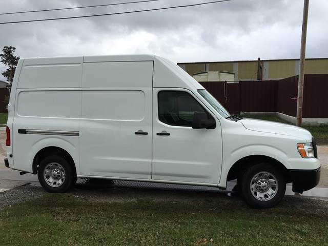 2013 Nissan Nv Cargo - Pictures