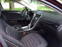 Picture of 2013 Ford Fusion Energi SE, interior