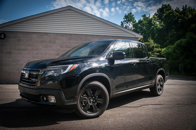 Picture of 2017 Honda Ridgeline Black Edition AWD