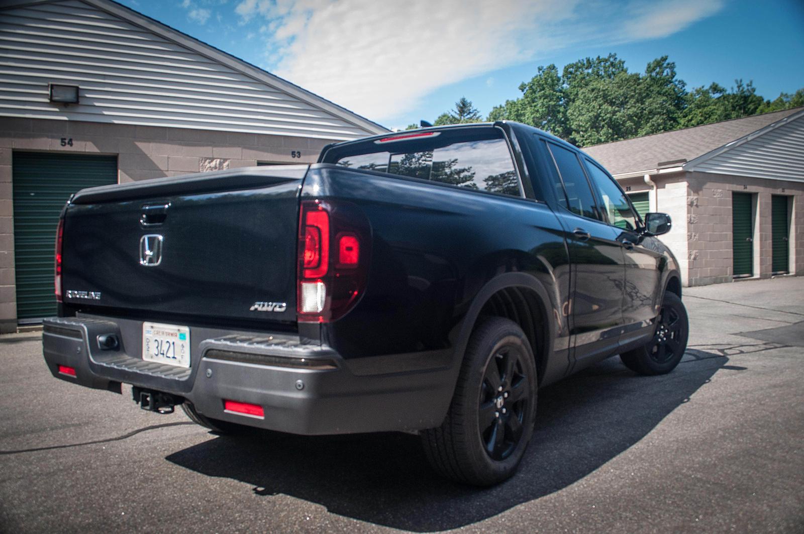 Picture of 2017 Honda Ridgeline Black Edition AWD