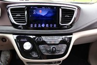 2017 Chrysler Pacifica, Interior of the 2016 Chrysler Pacifica, interior, gallery_worthy