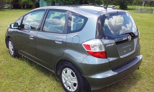 Picture of 2012 Honda Fit Base