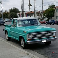 Picture of 1967 Ford F-100 Custom Cab, exterior
