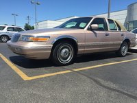 Picture of 1998 Mercury Grand Marquis 4 Dr GS Sedan, exterior