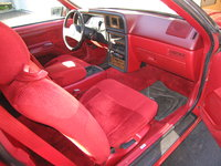 Picture of 1988 Mercury Cougar, interior