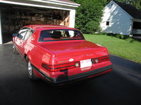 Picture of 1988 Mercury Cougar, exterior