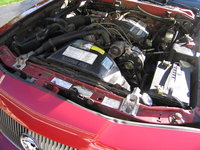 Picture of 1988 Mercury Cougar, engine
