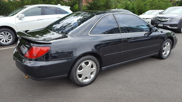 Picture of 1997 Acura CL 2.2
