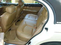 Picture of 1996 Lincoln Continental 4 Dr STD Sedan, interior