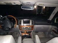 Picture of 2003 Lexus LX 470 470 4WD, interior, gallery_worthy