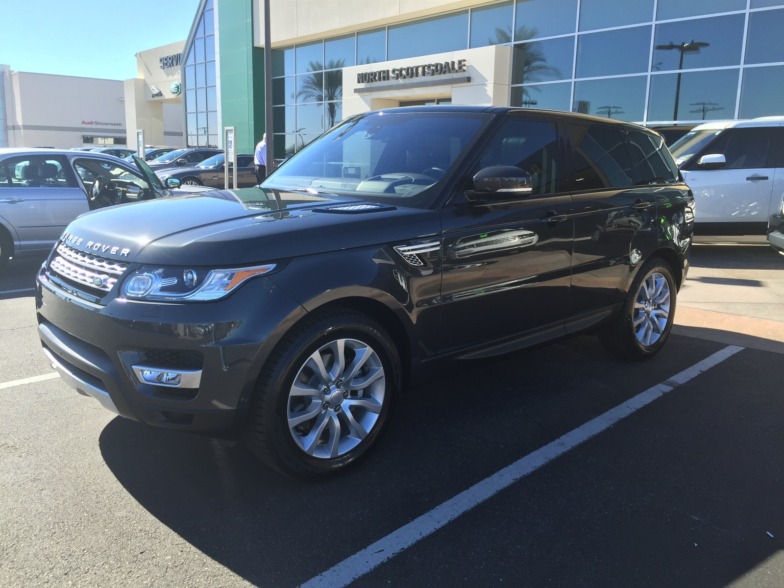 Picture of 2016 Land Rover Range Rover Sport HSE