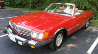 Picture of 1984 Mercedes-Benz SL-Class 380SL
