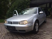 2002 Volkswagen Golf Overview