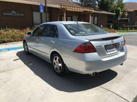 Picture of 2007 Honda Accord Hybrid Hybrid with Navigation FWD, exterior, gallery_worthy