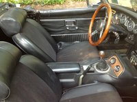 Picture of 1971 MG MGB, interior, gallery_worthy