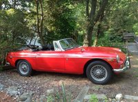 1971 MG MGB Overview