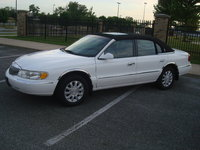 Picture of 2000 Lincoln Continental 4 Dr STD Sedan, exterior