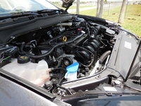 Picture of 2016 Ford Fusion SE, engine