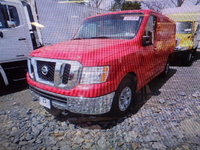 Picture of 2014 Nissan NV Cargo 2500 HD S V8, exterior, gallery_worthy