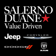Salerno Duane Chrysler Dodge Jeep Ram logo