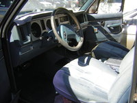 Picture of 1988 Ford Bronco II XLT, interior