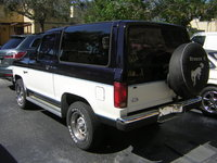 Picture of 1988 Ford Bronco II XLT, exterior