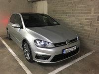 2016 Volkswagen Golf 1.8T SEL PZEV, Volkswagen Golf MK7 R-Line 1.4TSI 150bhp M6F 5Dr, exterior