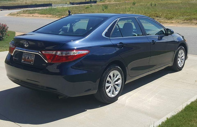 of 2015 toyota camry le ridemtbike owns this toyota camry check it out. Black Bedroom Furniture Sets. Home Design Ideas