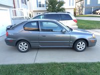 2005 Hyundai Accent GT Hatchback, 2005 Hyundai Accent GT (the non-damaged side), exterior